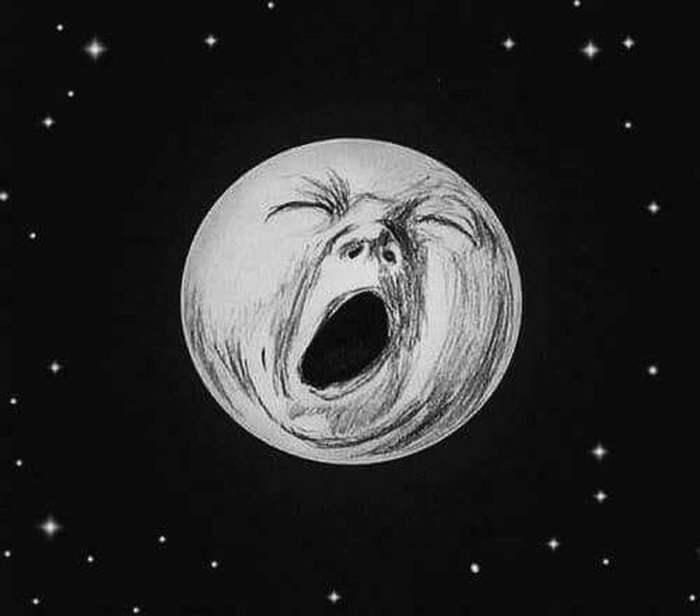 Новым годом, луна картинки смешные