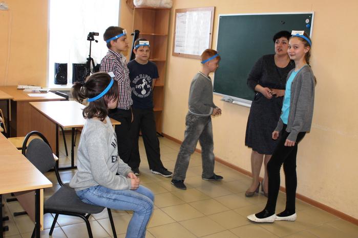 Открытый урок преподавателя Н.Ю. Фатеевой (искусство театра)