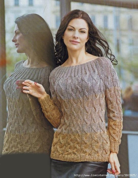 pulover-spicami-s-kosami-dlja-zhenshhin-so-shemami (543x700, 326Kb)