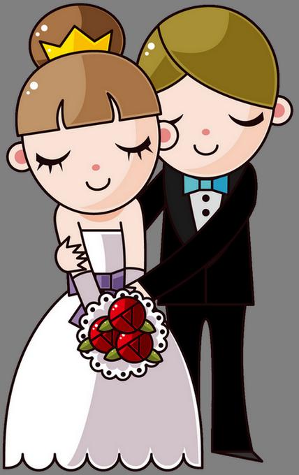 Смешная невеста открытка