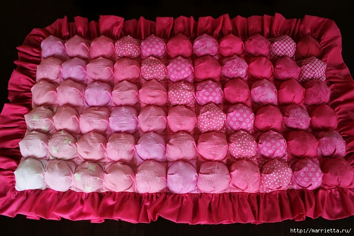 Шьем бисквитное детское одеялко с пузырьками. Фото мастер-класс (4) (700x466, 288Kb)