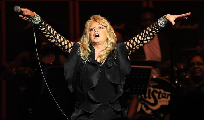Women Of Rock Charity Concert, Royal Albert Hall, London, Britain - 01 Nov 2009 (700x413, 34Kb)