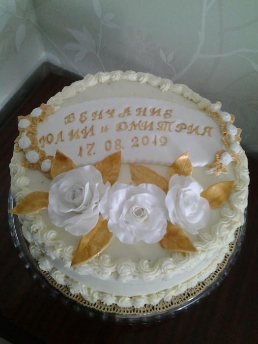 того, картинки тортов на венчание предпочитают