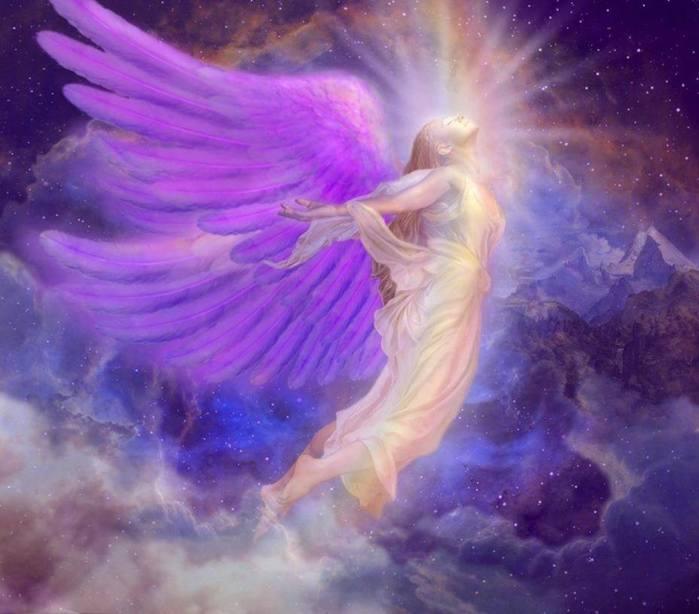 ангел света картинки юная сарита
