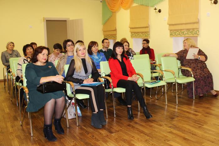 Заседание зонального методического объединения