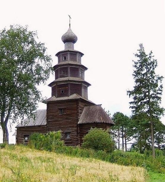Торжок. Тихвинская ц., 1717 г. ( до 1854 г. - Вознесенская ц.) (фото 2) (556x612, 160Kb)