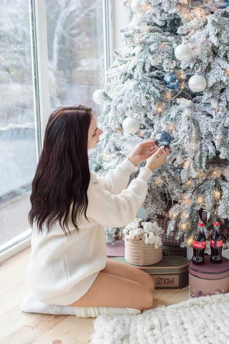 створення идеи для фотосессии в домашних условиях зима окончании
