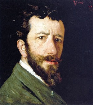 1875_Autoritratto_Federico_Zandomeneghi_(self_portrait) (300x340, 52Kb)