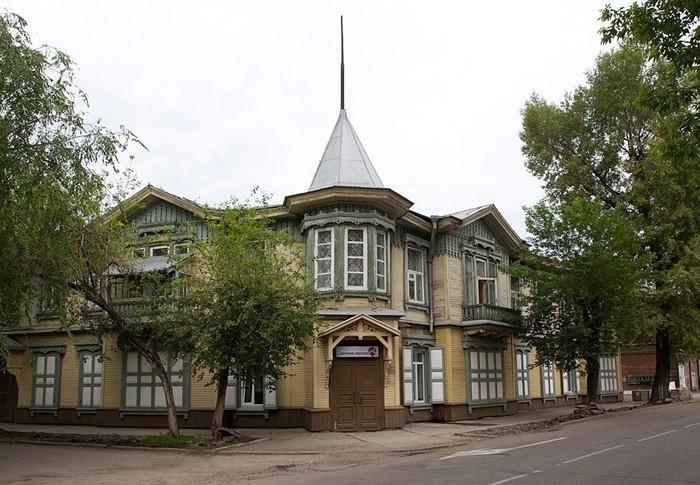 Г Иркутск. Гостиница ,,Метрополь,, 1899 г. (3) (700x485, 115Kb)