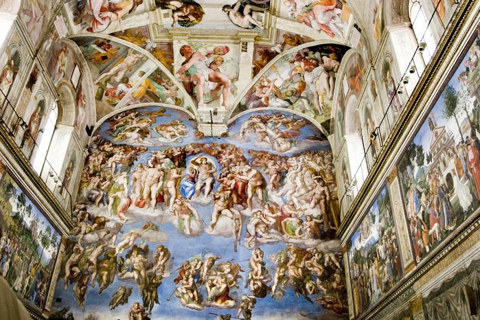 Sistin-Chapel_SelectItalyКАПЕЛЛА4587 (700x466, 523Kb)