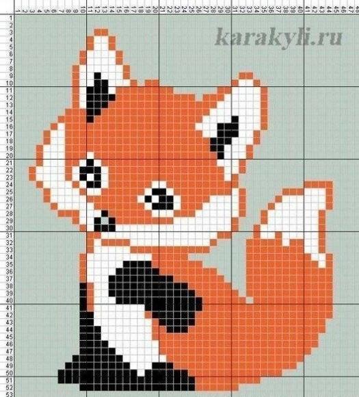 Варежки с котами 25 б (525x580, 485Kb)
