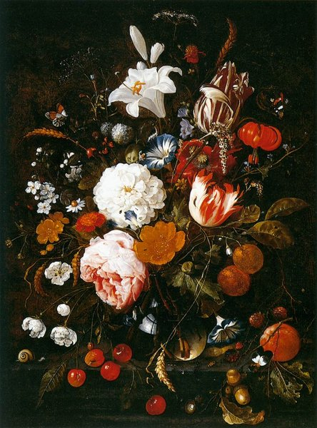 JAN-DAVIDSZ-DE-HEEM-STILL-LIFE-WITH-FLOWERS-IN-A-GLASS-VASE-AND-FRUIT (444x600, 317Kb)