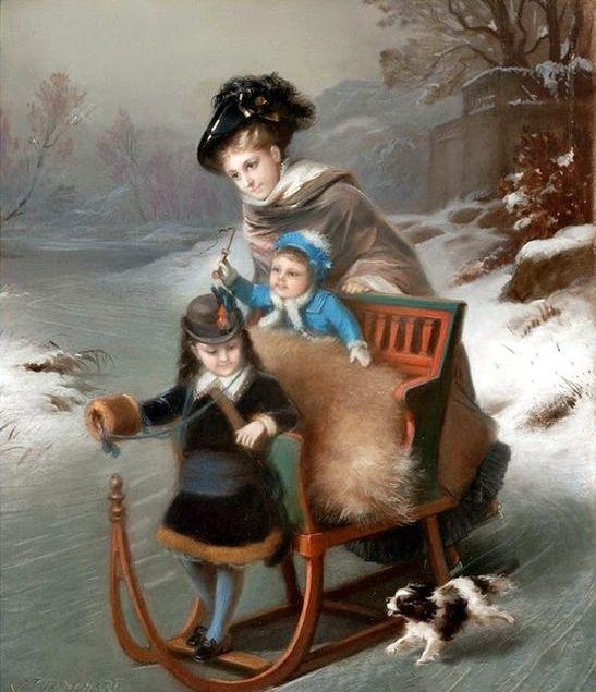 00 Giuseppe Joseph de Nittis (Italian, 1846 - 1884)- (547x635, 231Kb)