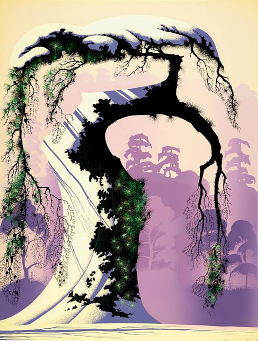 Художник Eyvind Earle7 (529x700, 121Kb)