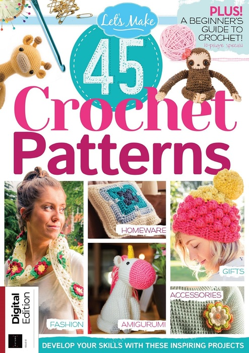 45 Crochet Patterns №61 2021