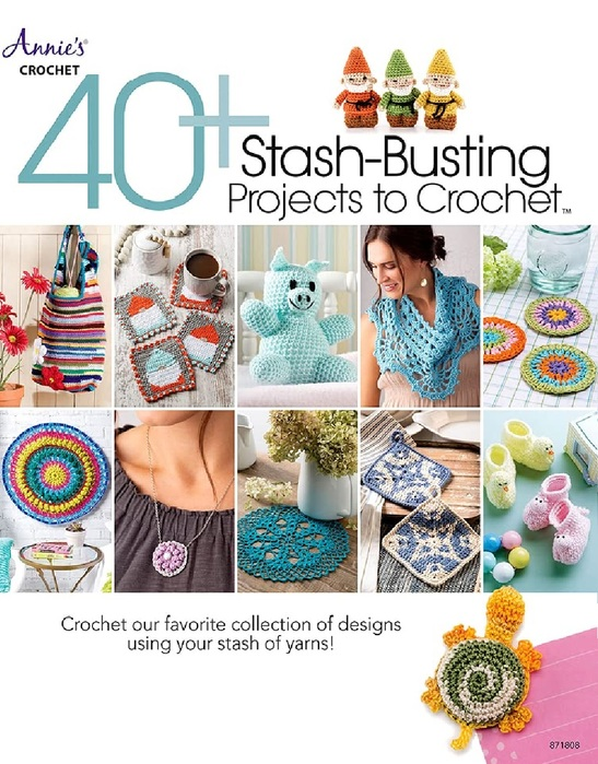 40+ Stash-Busting Projects to Crochet — 2021