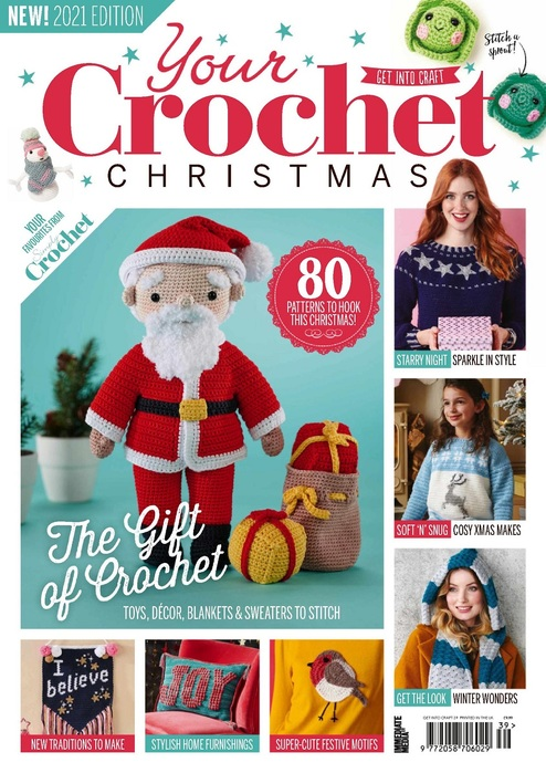 Your Crochet Christmas — 2021
