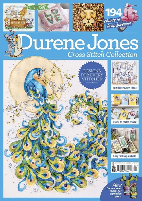 Cross Stitch Collection — Durene Jones 2021