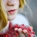 Ягодное лето. Колье воздушка.Модель Анастасия Сонина. Фото Инна Москальчук Нижний Новгород