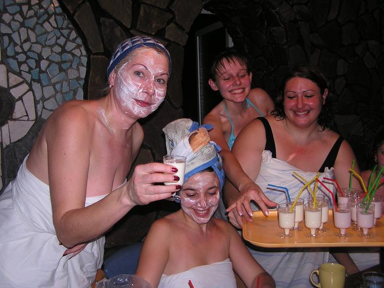 женские вечеринки в сауне - 9