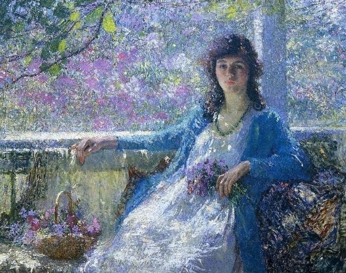 Helen M. Turner  - Morning