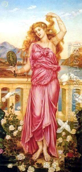 Evelyn Pickering De Morgan : Helen of Troy