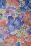 floral fabric pattern