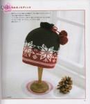Это фото находится также в разделах: вязание шапки ушанки крючком.