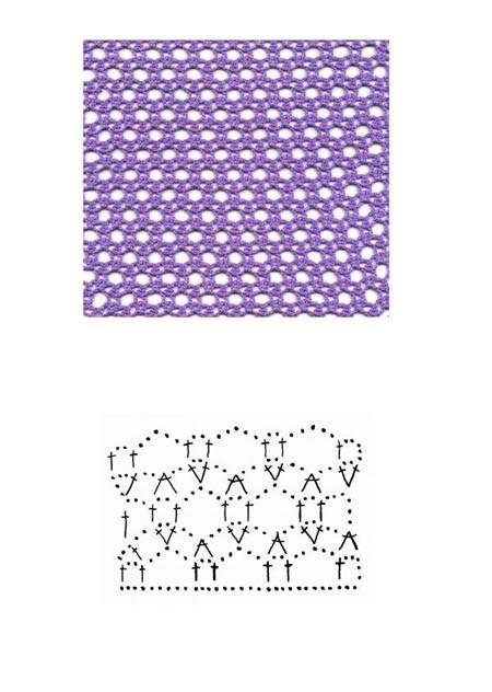 Теги: вязание крючком узоры и схемы вязания крючком вязание для женщин.