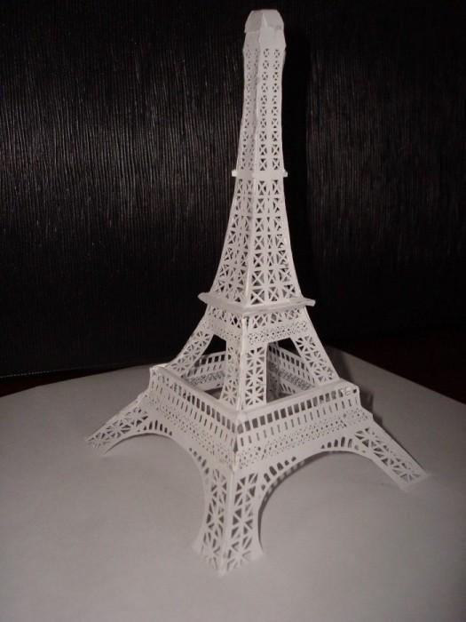 Lobzik лобзик эйфелева башня из спичек