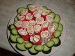 рецепты вкусных салатов и закусок.