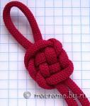 Знакомтесь это потолочный узел (Caisson Ceiling Knot aka Plafond Knot)