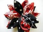 Как сшить гавайский цветок из ткани+полный мастер класс.