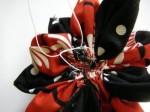 Цветы из лент.  Изготовление розы из ленты, без иголок ,ниток и ножниц.