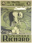 H. Gray (Henri Boulanger). Cycles Georges Richard