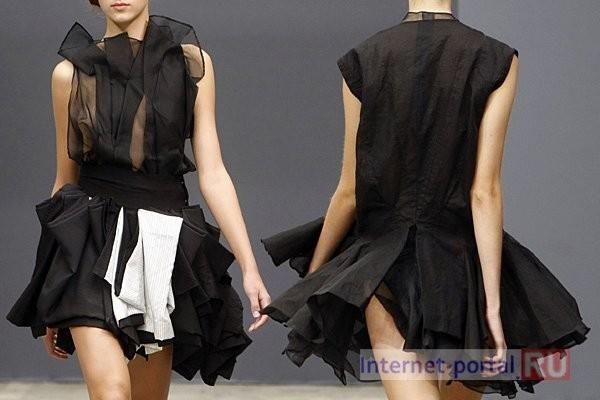 как пошить платье в офисном стиле.