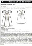 шьем для барби - Выкройки одежды для детей и взрослых.