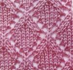 Все узоры для вязания спицами настолько доходчиво описаны, что связать...