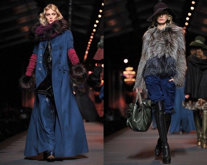 Christian Dior на Неделе моды в Париже.  Shoping.