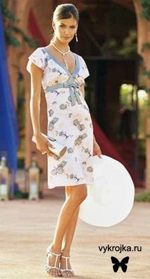 РТОЛЯРКА шьем летний сарафан как сшить длинное летнее платье простое.