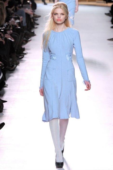 Описание: платья 2012 зима для полных - фото Самые.