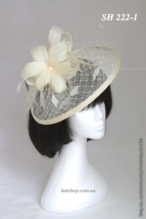 801e822570b Свадебные Шляпки и вечерние шляпки-эксклюзивная работа студии VA Стиль