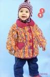Коллекция пальто...  Название: Вязание модно и просто.  Вяжем детям.