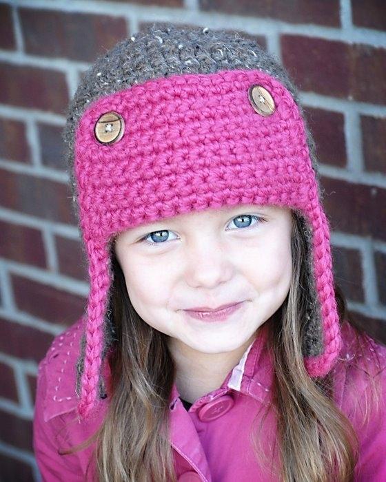 вязанные детские шапки зверюшки схемы.