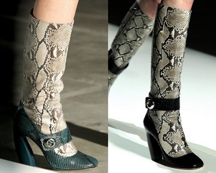 А FashionWalk.Ru тем временем...  Модная женская обувь.  Март 22, 2011.