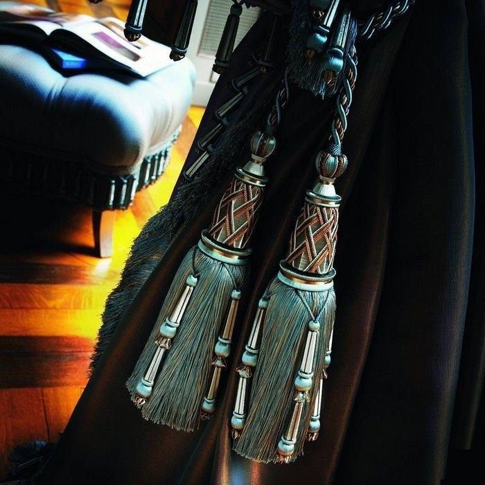 Аксессуары и фурнитура - Галерея Арбен, обои, карнизы, ткани, подушки.