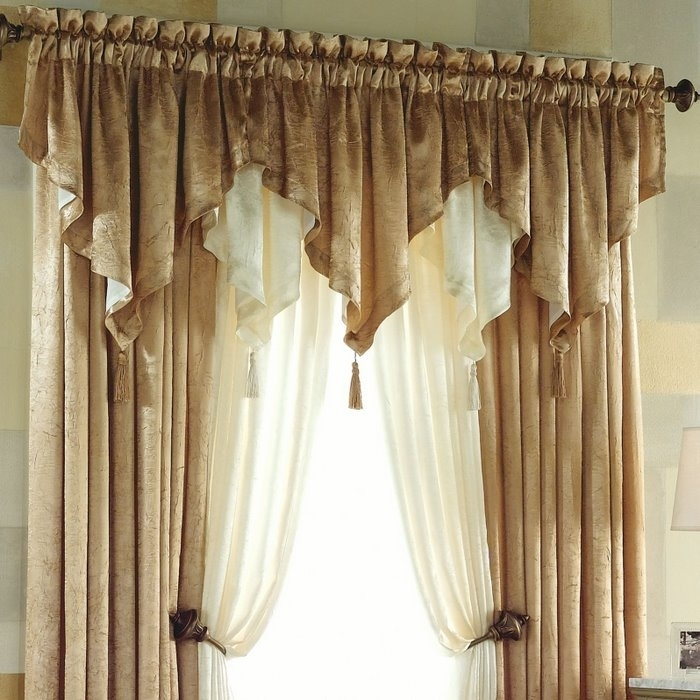 Фотогалерея штор для спален - Ремонт.