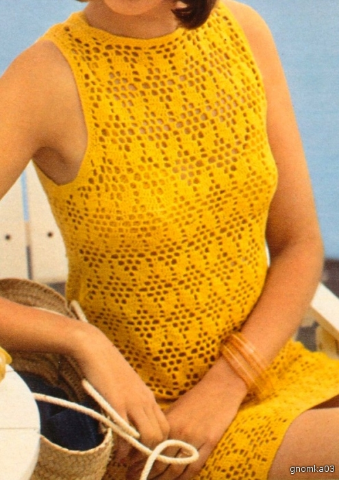 вязание крючком/узоры крючком. вязание крючком/платья, юбки.