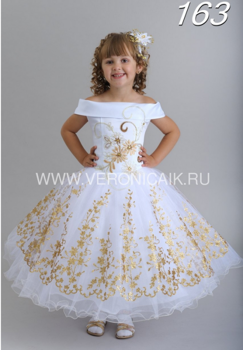 товары праздничные детские платья.