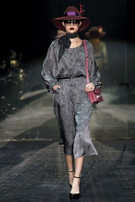...моды Gucci представил свою новую коллекцию осень-зима 2011—2012.